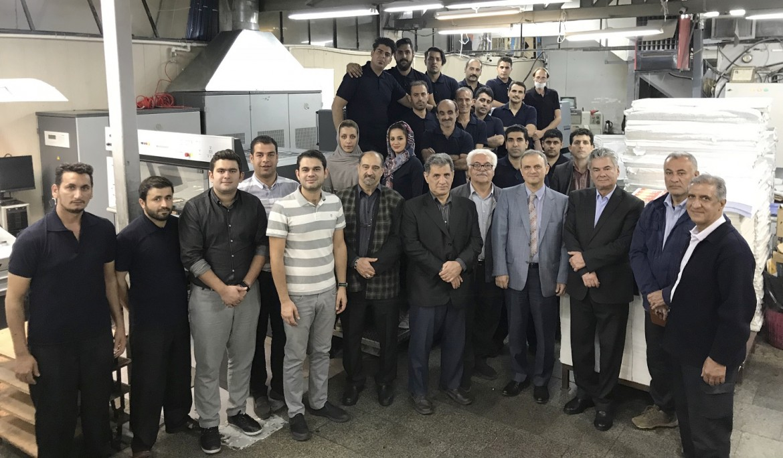 چاپ و تبلیغات نگارستان